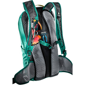Deuter Race Rugzak 8L, alpinegreen/forest